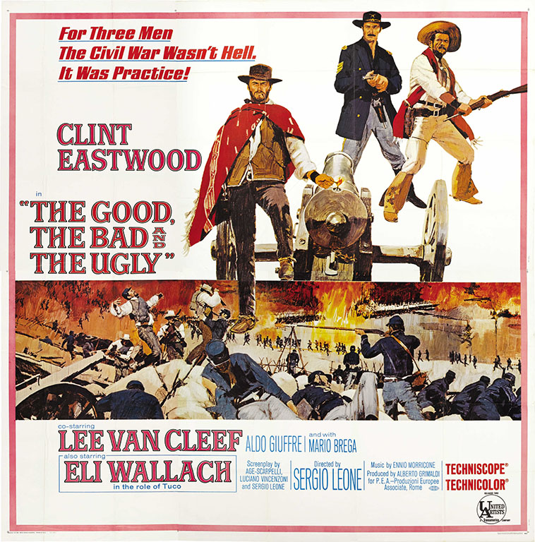 movie poster checklist working the good the bad and